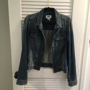 Brand New Paige Jean Jacket